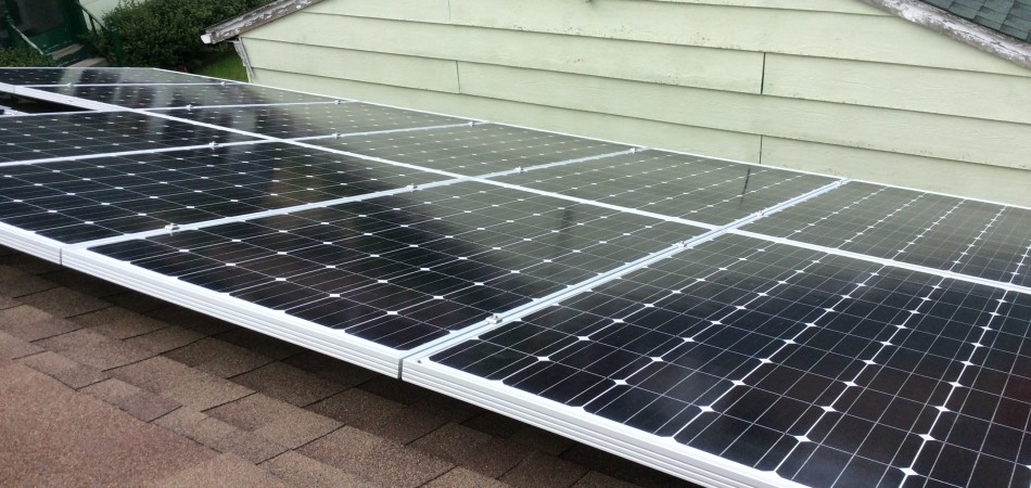 Typical Residential Solar Systems Involve Installing Panels On The Roof Of A Home Convert Sunlight Into Dc Which Is Channeled