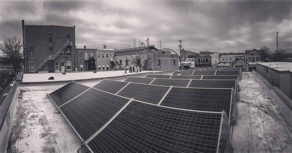 Hastings Mn 9 8 Kw Flat Roof System Minnesota Mn